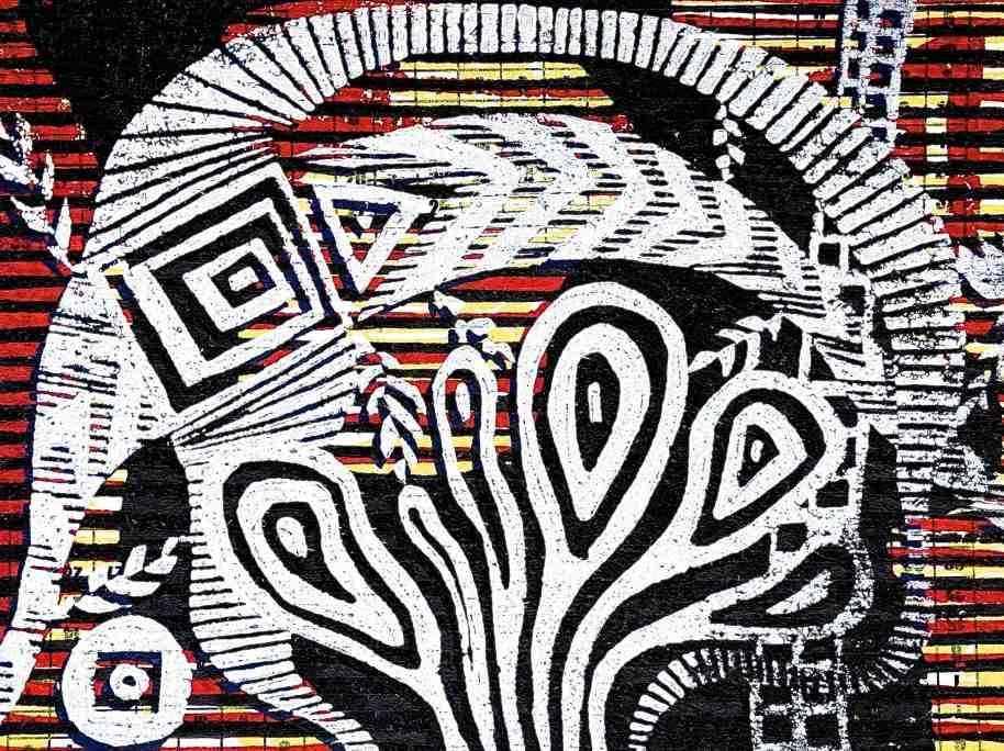 ASBB (2015, Tarrvi Laamann, woodcut, 19x25cm)