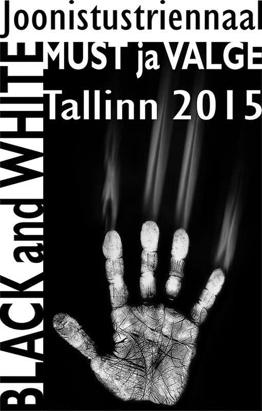 2015-04-21 16-19 Tallinna V rahvusvaheline joonistustriennaal 2015  MUST ja VALGE